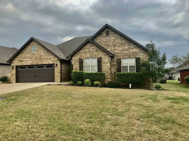 4704 Peter Trail, Jonesboro, AR 72405 (MLS #10092350) :: Halsey Thrasher Harpole Real Estate Group