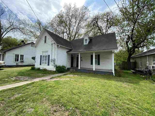 229 Olive, Jonesboro, AR 72401 (MLS #10092397) :: Halsey Thrasher Harpole Real Estate Group
