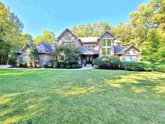 5011 Koala Drive, Jonesboro, AR 72404 (MLS #10092501) :: Halsey Thrasher Harpole Real Estate Group