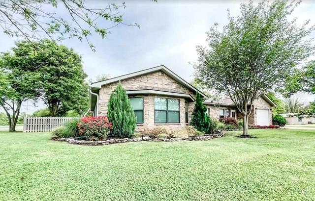 822 SW 2nd, Walnut Ridge, AR 72476 (MLS #10092568) :: Halsey Thrasher Harpole Real Estate Group