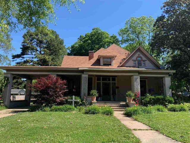 504 E Hamilton Ave, Wynne, AR 72396 (MLS #10092751) :: Halsey Thrasher Harpole Real Estate Group