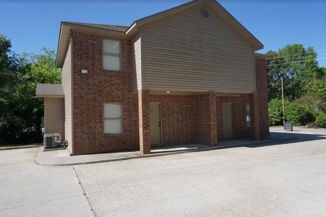 1104 Cartwright, Jonesboro, AR 72401 (MLS #10092757) :: Halsey Thrasher Harpole Real Estate Group