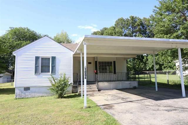 1004 Sims, Jonesboro, AR 72401 (MLS #10092761) :: Halsey Thrasher Harpole Real Estate Group
