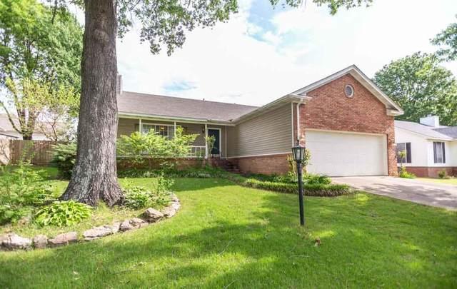 600 Hunters Ridge, Jonesboro, AR 72404 (MLS #10092764) :: Halsey Thrasher Harpole Real Estate Group