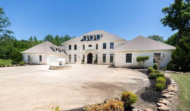 4004 Ridge Lake, Jonesboro, AR 72404 (MLS #10092776) :: Halsey Thrasher Harpole Real Estate Group