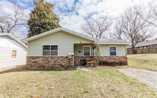 346 N Drake, Jonesboro, AR 72401 (MLS #10092856) :: Halsey Thrasher Harpole Real Estate Group
