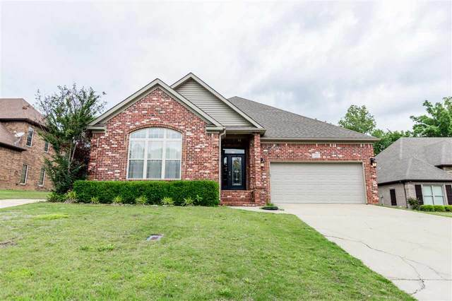 4412 Lochmoor Drive, Jonesboro, AR 72405 (MLS #10092912) :: Halsey Thrasher Harpole Real Estate Group