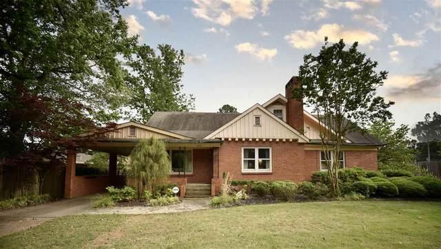 1205 W Oak St., Jonesboro, AR 72401 (MLS #10092924) :: Halsey Thrasher Harpole Real Estate Group