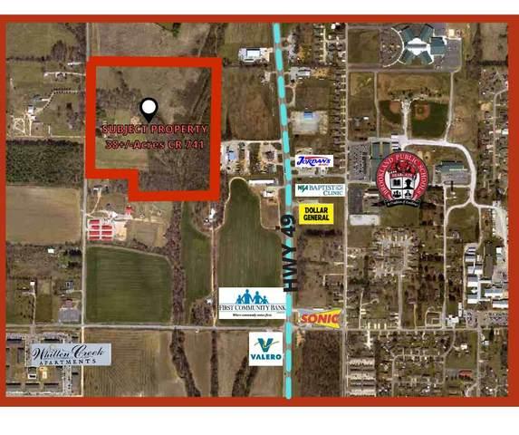 871 Cr 741, Brookland, AR 72417 (MLS #10092988) :: Halsey Thrasher Harpole Real Estate Group