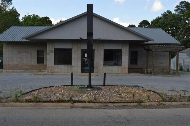 104 W Jackson St., Harrisburg, AR 72432 (MLS #10093002) :: Halsey Thrasher Harpole Real Estate Group