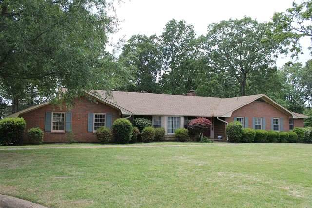 2611 Harrison Cove, Jonesboro, AR 72404 (MLS #10093058) :: Halsey Thrasher Harpole Real Estate Group