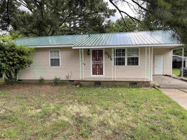 2108 Brazos, Jonesboro, AR 72401 (MLS #10093129) :: Halsey Thrasher Harpole Real Estate Group