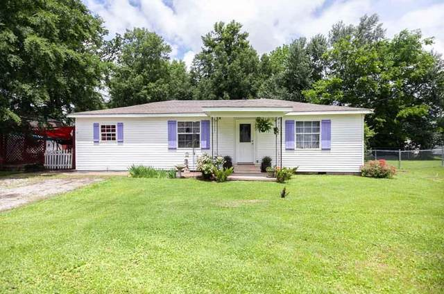 302 W Matthews Street, Brookland, AR 72417 (MLS #10093139) :: Halsey Thrasher Harpole Real Estate Group
