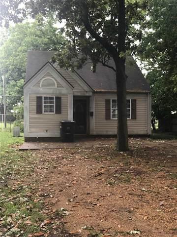 437 Olive St, Trumann, AR 72472 (MLS #10093140) :: Halsey Thrasher Harpole Real Estate Group