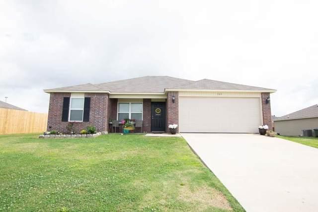 203 Harper Drive, Brookland, AR 72417 (MLS #10093148) :: Halsey Thrasher Harpole Real Estate Group