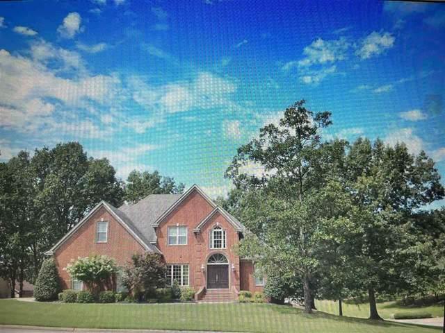 3202 Lacoste, Jonesboro, AR 72404 (MLS #10093276) :: Halsey Thrasher Harpole Real Estate Group