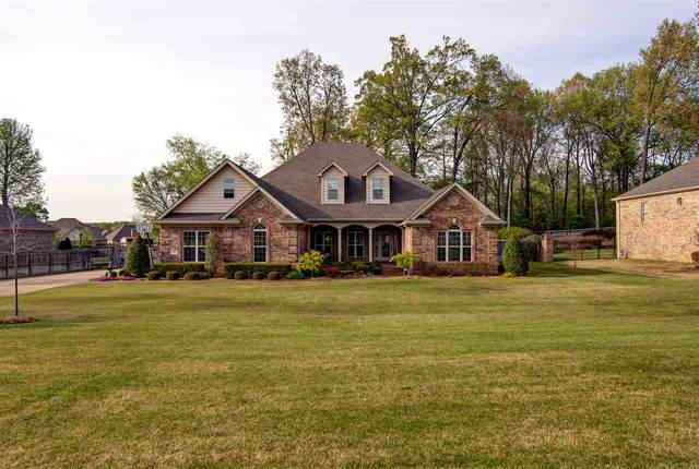212 Huntcliff Drive, Jonesboro, AR 72404 (MLS #10093417) :: Halsey Thrasher Harpole Real Estate Group
