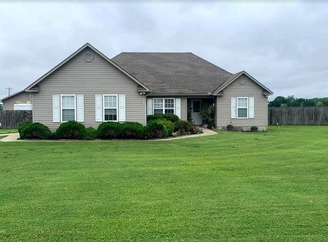 15 Cr 4254, Jonesboro, AR 72404 (MLS #10093419) :: Halsey Thrasher Harpole Real Estate Group