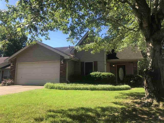 1607 Courtney Cv, Jonesboro, AR 72401 (MLS #10093431) :: Halsey Thrasher Harpole Real Estate Group