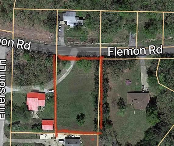 2610 Flemon (Lot), Jonesboro, AR 72404 (MLS #10093473) :: Halsey Thrasher Harpole Real Estate Group