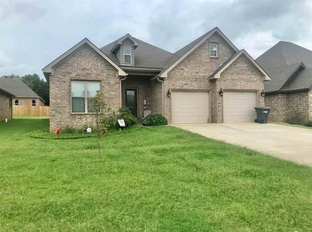 4120 Bobcat Meadow Lane, Jonesboro, AR 72405 (MLS #10093474) :: Halsey Thrasher Harpole Real Estate Group
