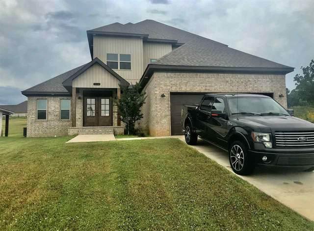 738 Sadie Lane, Jonesboro, AR 72404 (MLS #10093476) :: Halsey Thrasher Harpole Real Estate Group