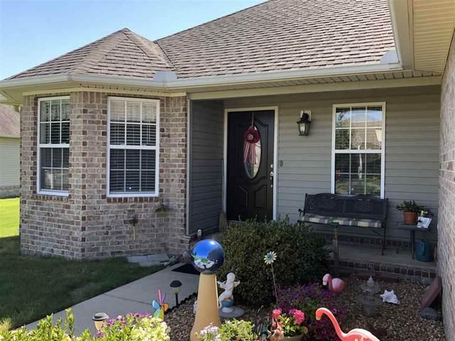 117 Meadow Dr, Bono, AR 72416 (MLS #10093494) :: Halsey Thrasher Harpole Real Estate Group