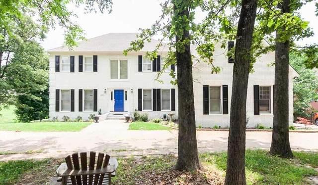 2121 Woodsprings Road, Jonesboro, AR 72404 (MLS #10093546) :: Halsey Thrasher Harpole Real Estate Group