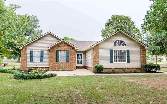 1324 Cr 318, Jonesboro, AR 72401 (MLS #10093556) :: Halsey Thrasher Harpole Real Estate Group