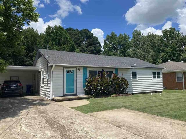1114 W. Nettleton Ave., Jonesboro, AR 72401 (MLS #10093583) :: Halsey Thrasher Harpole Real Estate Group