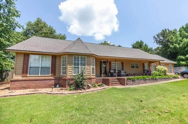 2202 Paul Drive, Jonesboro, AR 72404 (MLS #10093782) :: Halsey Thrasher Harpole Real Estate Group