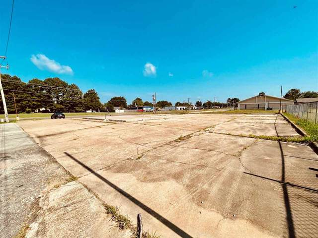 2110 N Church, Jonesboro, AR 72401 (MLS #10093800) :: Halsey Thrasher Harpole Real Estate Group