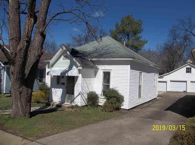 616 Warner, Jonesboro, AR 72401 (MLS #10093832) :: Halsey Thrasher Harpole Real Estate Group