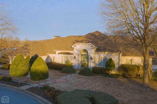 2214 Ridgepointe Boulevard, Jonesboro, AR 72404 (MLS #10093858) :: Halsey Thrasher Harpole Real Estate Group