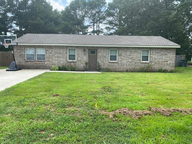 114 Oak Meadow Circle, Brookland, AR 72417 (MLS #10093885) :: Halsey Thrasher Harpole Real Estate Group