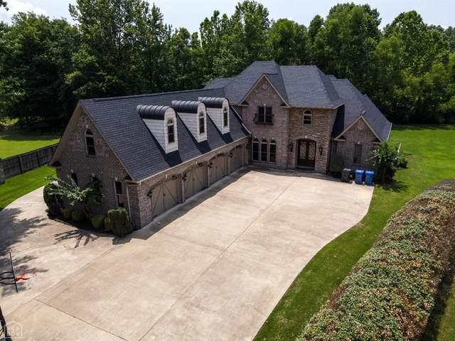 305 Dunwoody Drive, Jonesboro, AR 72404 (MLS #10093937) :: Halsey Thrasher Harpole Real Estate Group