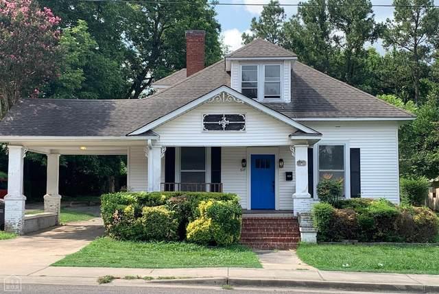 517 W Nettleton Avenue W, Jonesboro, AR 72401 (MLS #10094005) :: Halsey Thrasher Harpole Real Estate Group