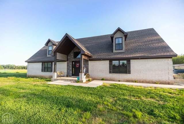 274 Cr 952, Brookland, AR 72417 (MLS #10094156) :: Halsey Thrasher Harpole Real Estate Group