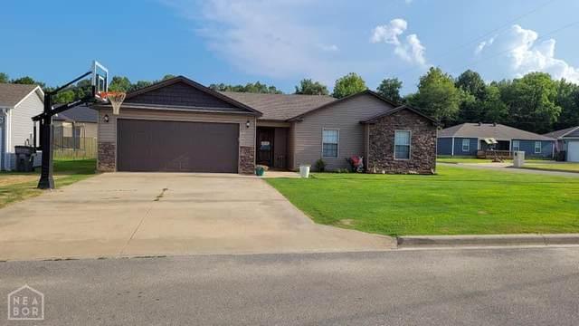 500 Allyson Drive, Paragould, AR 72450 (MLS #10094175) :: Halsey Thrasher Harpole Real Estate Group