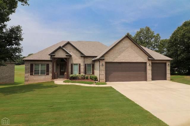 4628 Lochmoor Circle, Jonesboro, AR 72405 (MLS #10094224) :: Halsey Thrasher Harpole Real Estate Group