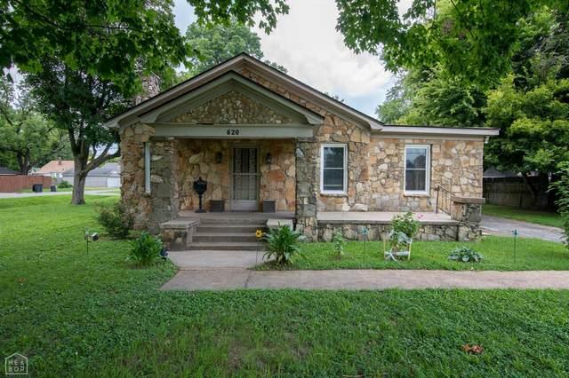 620 W Semmes Avenue W, Osceola, AR 72370 (MLS #10094306) :: Halsey Thrasher Harpole Real Estate Group