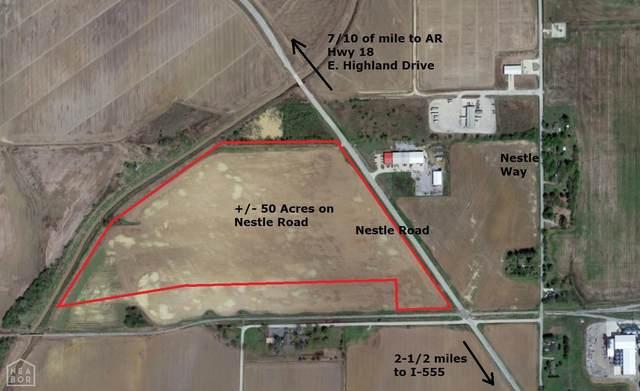 2403 Nestle, Jonesboro, AR 72401 (MLS #10094322) :: Halsey Thrasher Harpole Real Estate Group