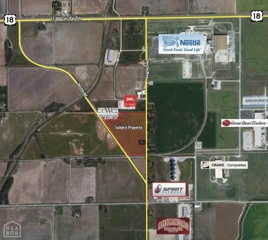 2502 Nestle Road, Jonesboro, AR 72401 (MLS #10094324) :: Halsey Thrasher Harpole Real Estate Group