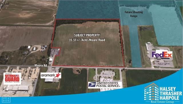 0-000 Moore Road, Jonesboro, AR 72401 (MLS #10094614) :: Halsey Thrasher Harpole Real Estate Group