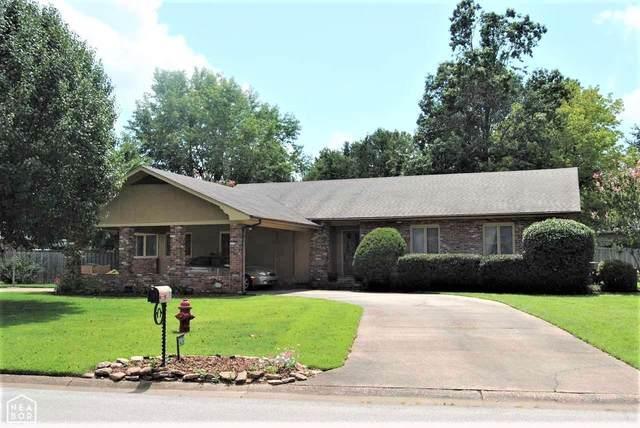 2915 Bermuda Drive, Jonesboro, AR 72401 (MLS #10094940) :: Halsey Thrasher Harpole Real Estate Group