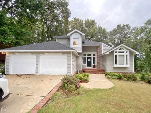 203 Hillpoint Cove, Jonesboro, AR 72401 (MLS #10095088) :: Halsey Thrasher Harpole Real Estate Group
