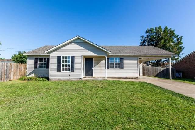 705 Flintwood Drive, Paragould, AR 72450 (MLS #10095326) :: Halsey Thrasher Harpole Real Estate Group