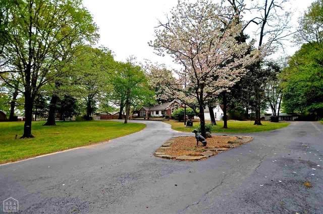1507 E Nettleton, Jonesboro, AR 72401 (MLS #10095350) :: Halsey Thrasher Harpole Real Estate Group