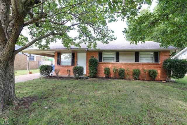 1720 Georgia, Jonesboro, AR 72401 (MLS #10095374) :: Halsey Thrasher Harpole Real Estate Group