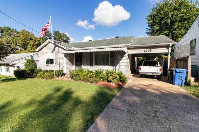 1706 Rains Street, Jonesboro, AR 72401 (MLS #10095390) :: Halsey Thrasher Harpole Real Estate Group